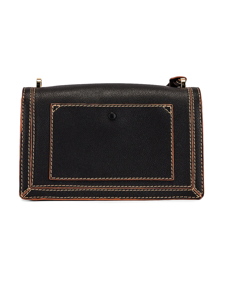 Image 3 of Loewe Barcelona Soft Bag in Black
