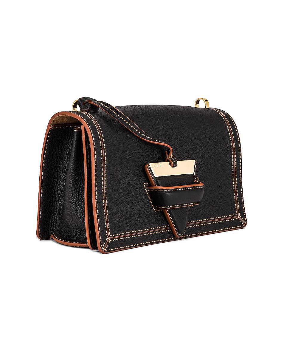 Image 4 of Loewe Barcelona Soft Bag in Black