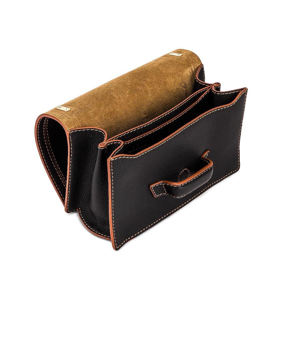 Image 5 of Loewe Barcelona Soft Bag in Black