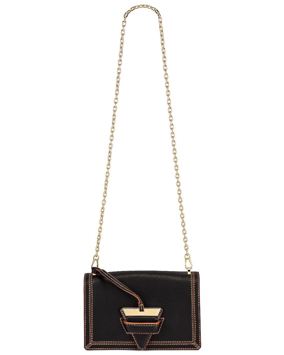 Image 6 of Loewe Barcelona Soft Bag in Black