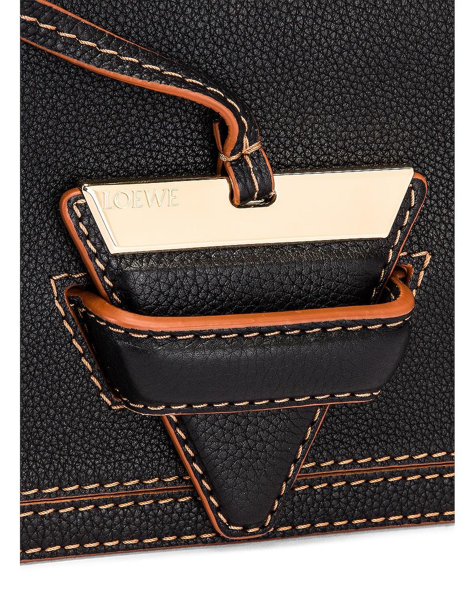 Image 8 of Loewe Barcelona Soft Bag in Black