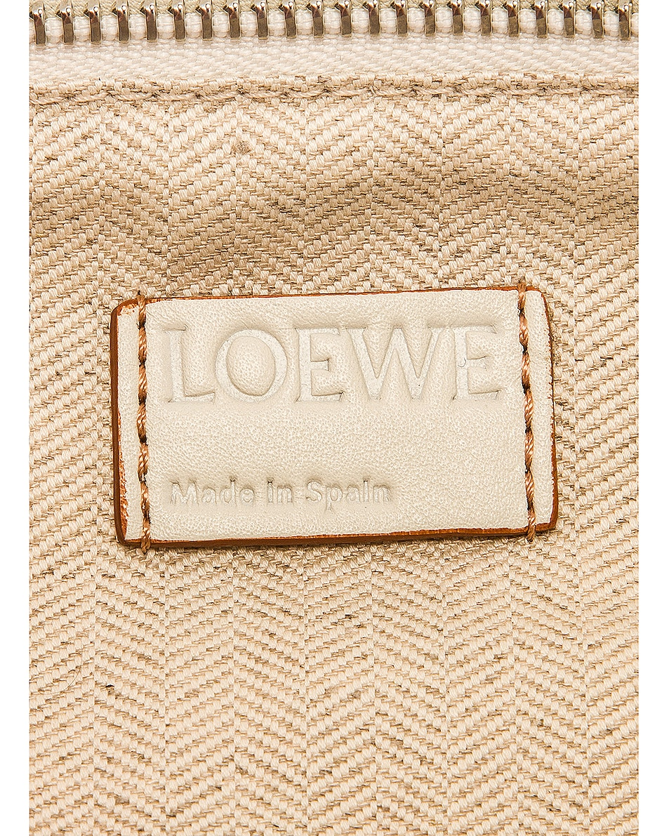 Image 7 of Loewe Puzzle Soft Bag in Soft White