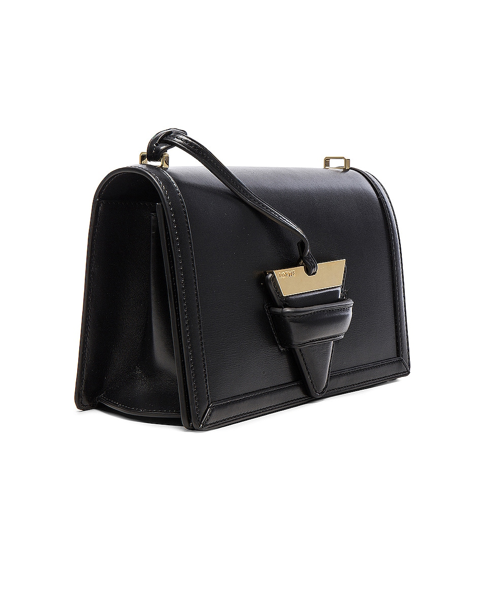 Image 5 of Loewe Barcelona Bag in Black