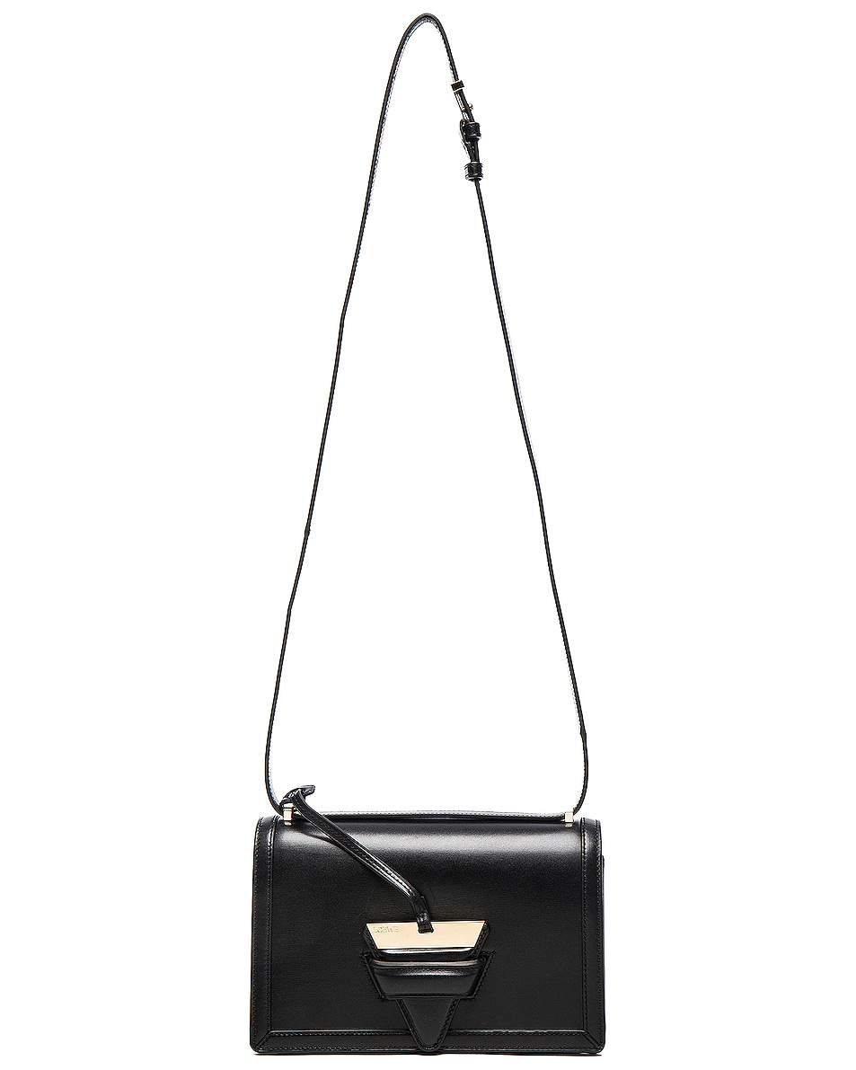 Image 7 of Loewe Barcelona Bag in Black