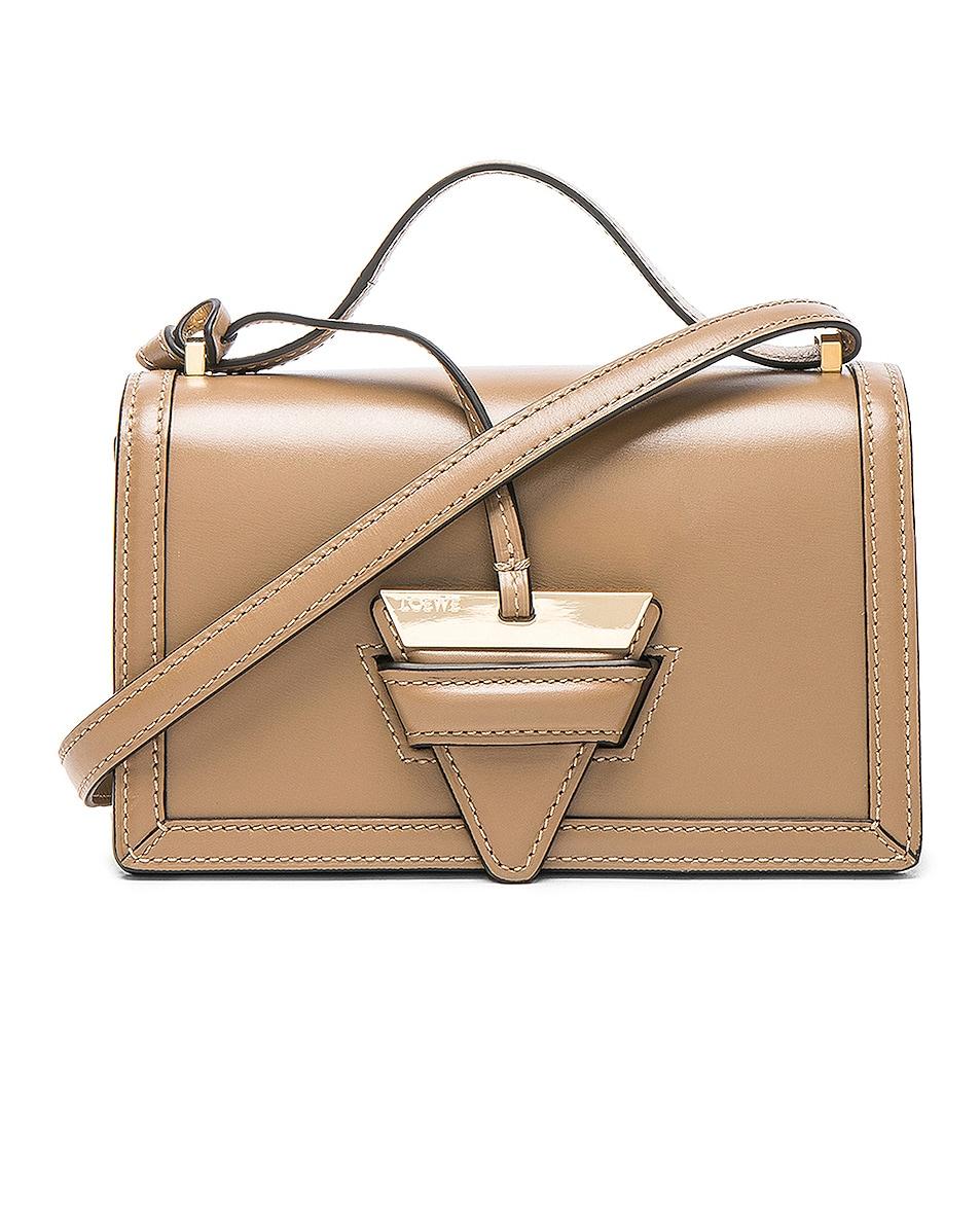 Image 1 of Loewe Barcelona Small Bag in Mink Color