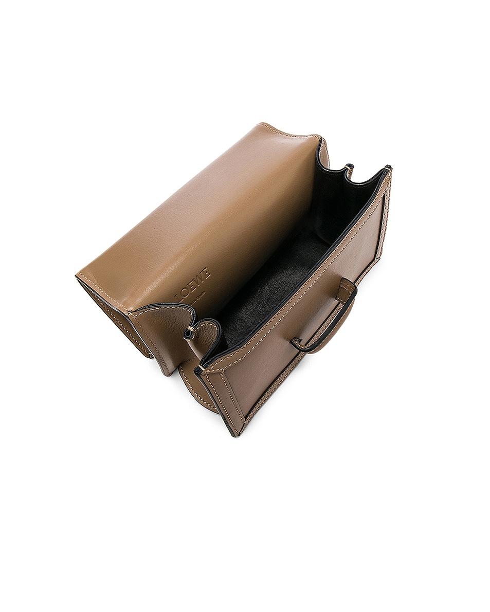 Image 5 of Loewe Barcelona Small Bag in Mink Color