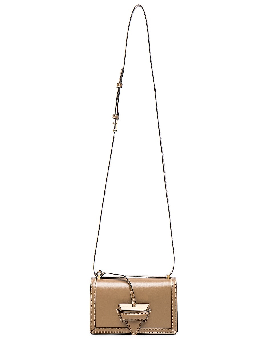 Image 6 of Loewe Barcelona Small Bag in Mink Color