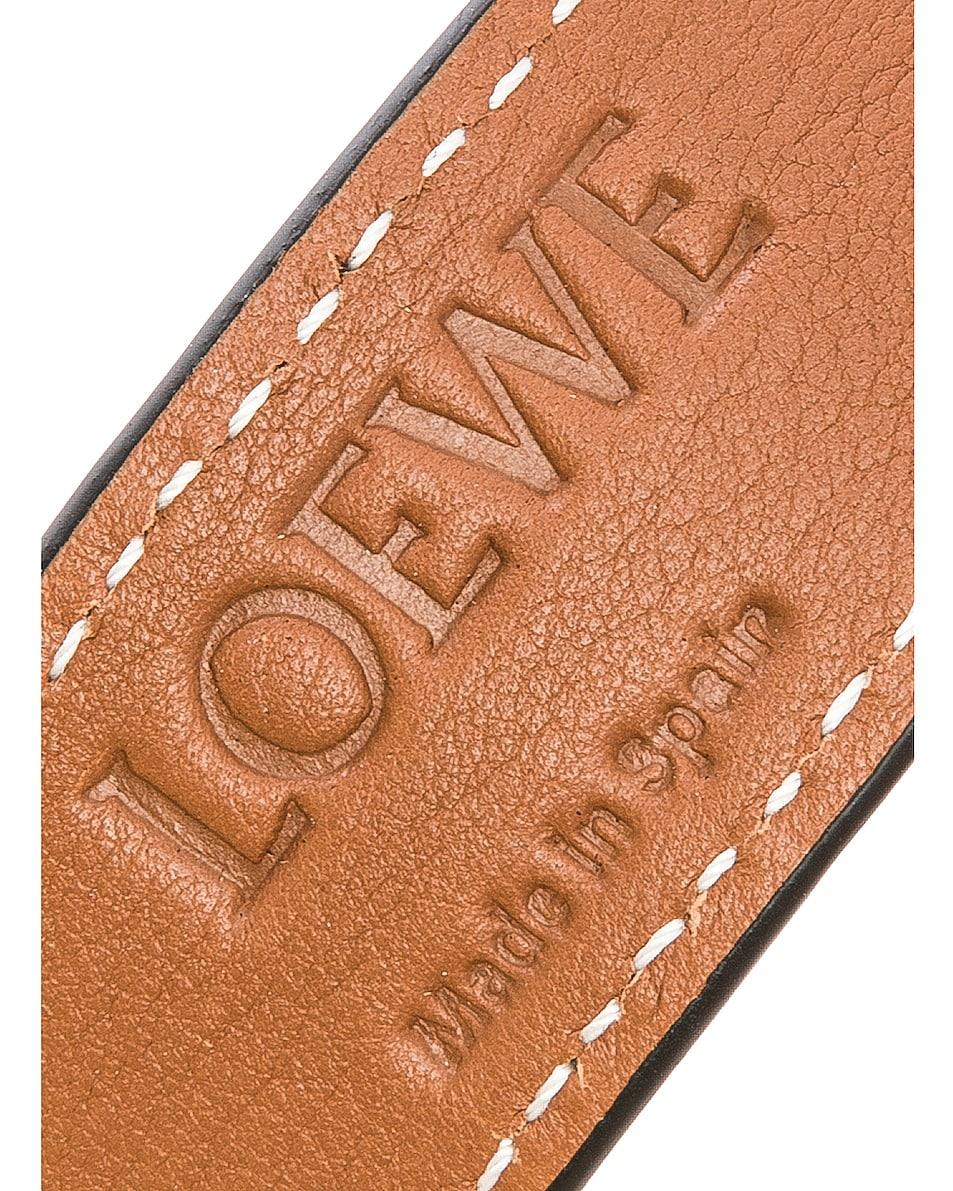 Image 6 of Loewe Basket Bag in Natural & Tan