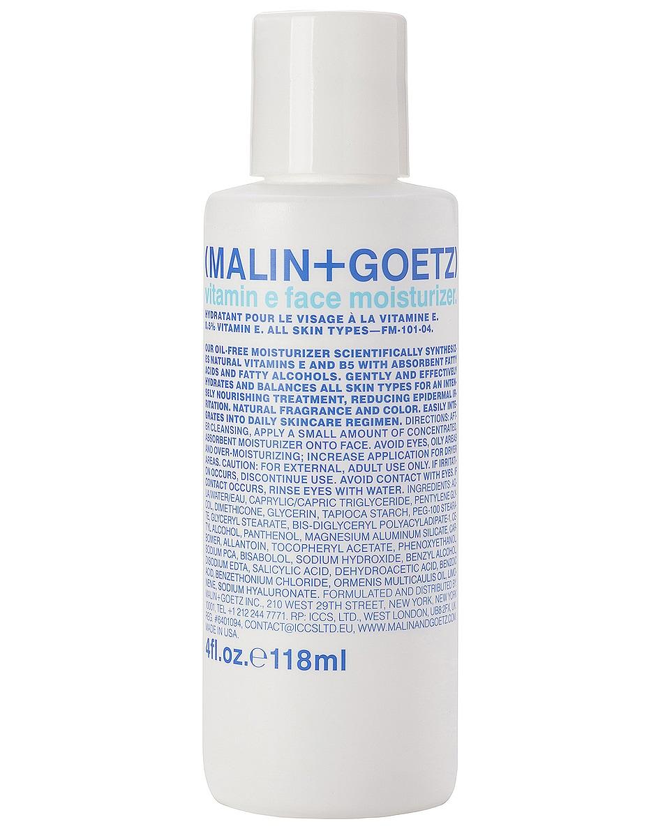 Image 1 of MALIN+GOETZ Vitamin E Face Moisturizer in