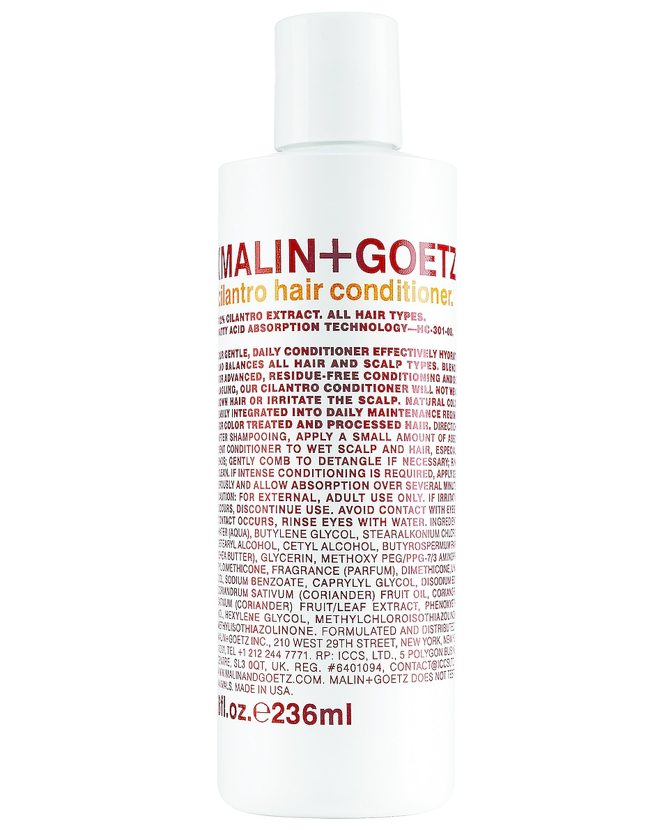 Image 1 of MALIN+GOETZ Cilantro Hair Conditioner in