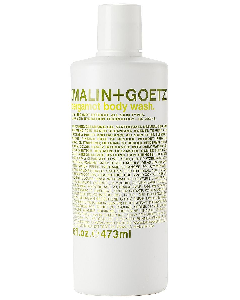 Image 1 of MALIN+GOETZ Bergamot Hand + Body Wash in