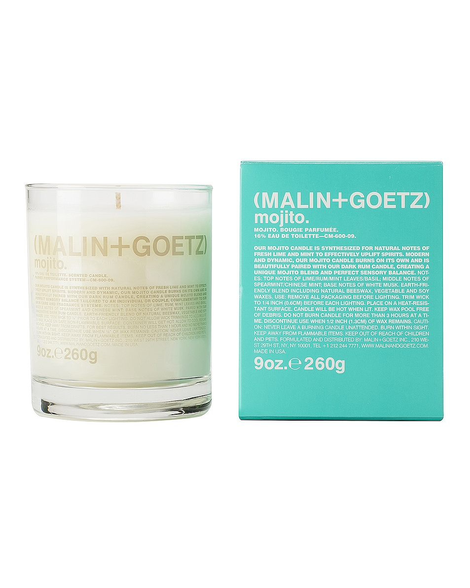 Image 1 of MALIN+GOETZ Mojito Candle in