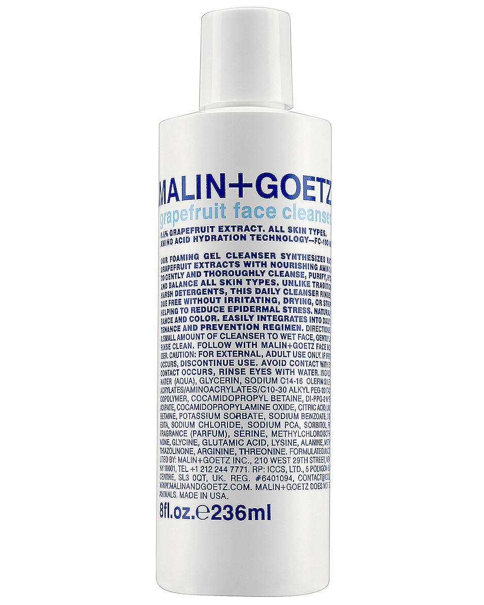 Image 1 of MALIN+GOETZ Grapefruit Face Cleanser in
