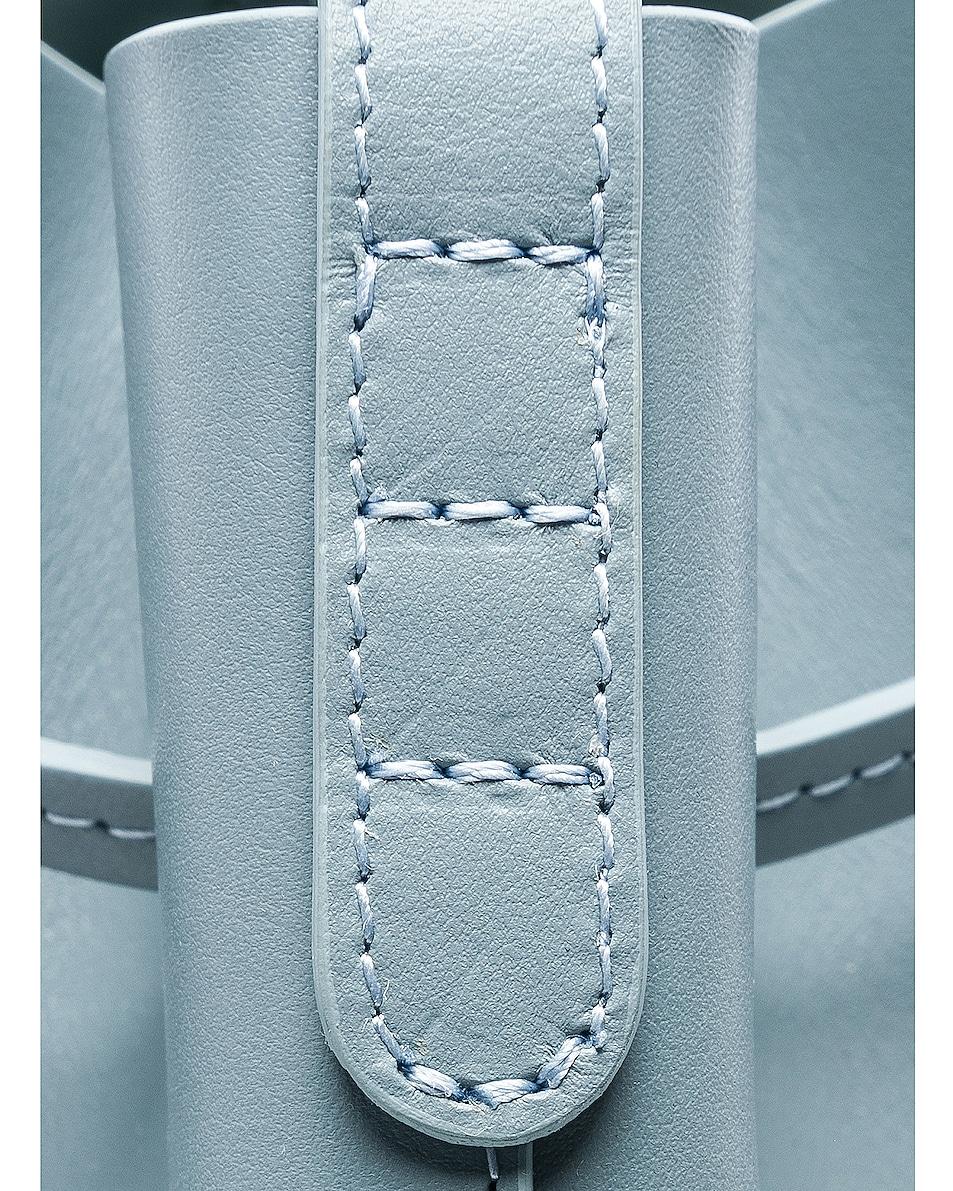 Image 8 of Mansur Gavriel Bucket Bag in Grey Blue