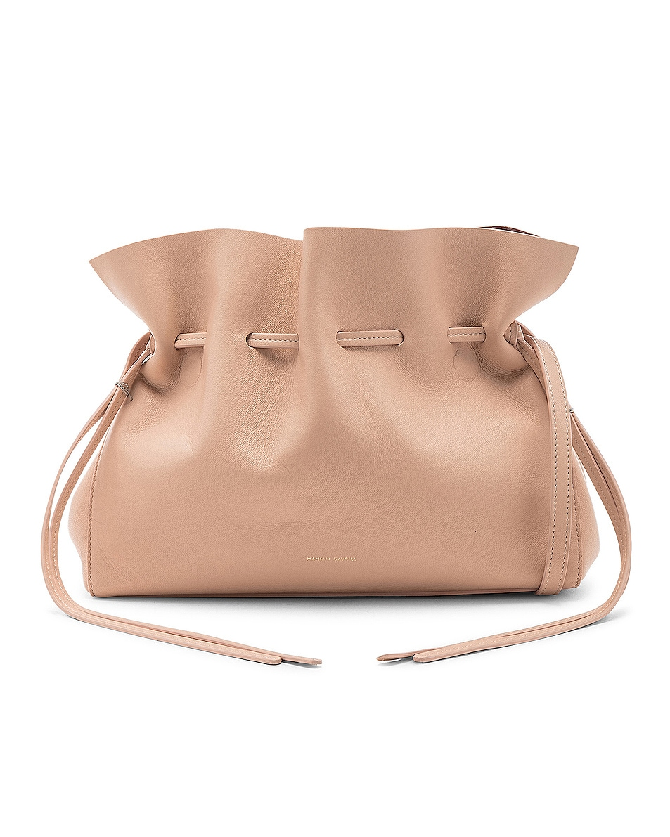 Image 1 of Mansur Gavriel Protea Bag in Rosa & Blush
