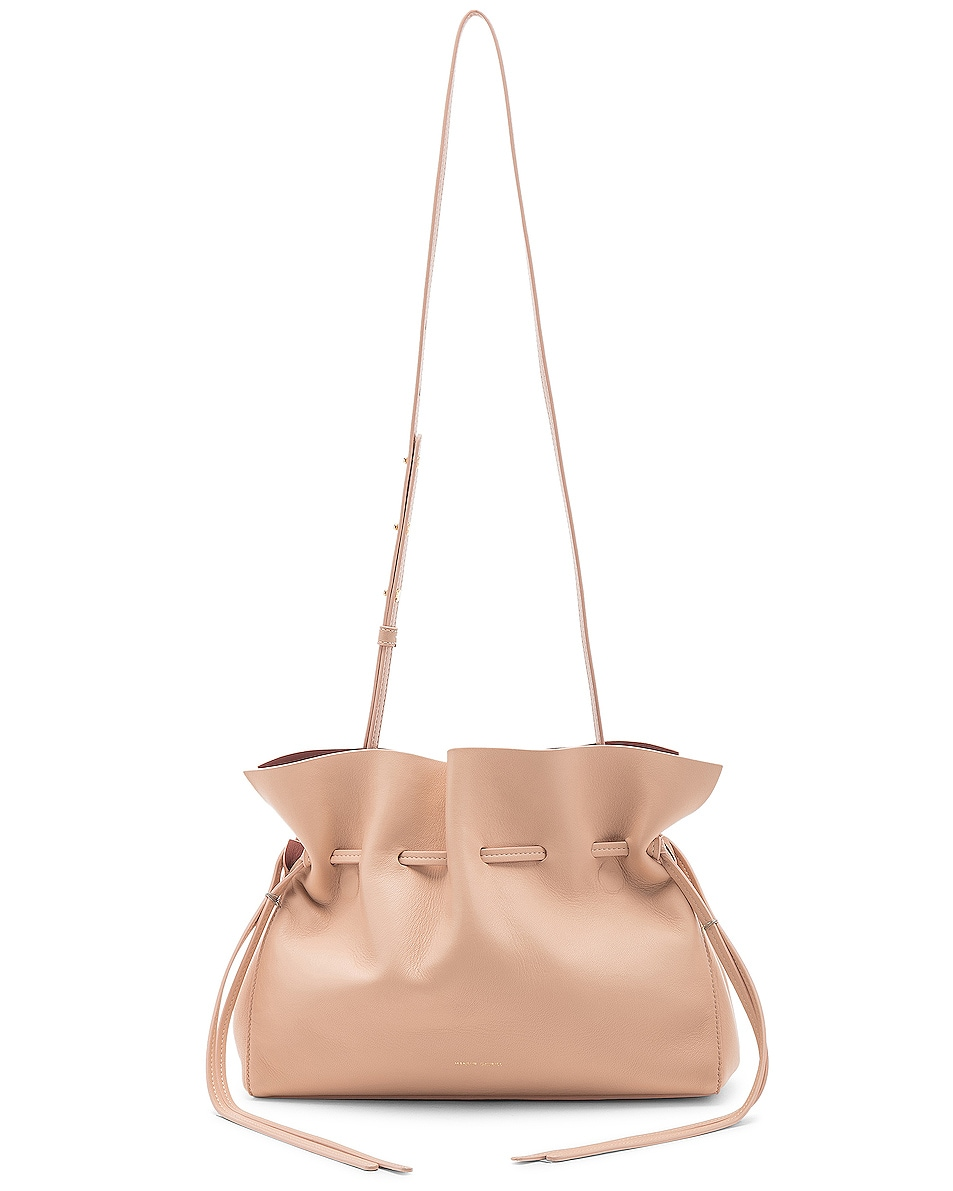 Image 6 of Mansur Gavriel Protea Bag in Rosa & Blush