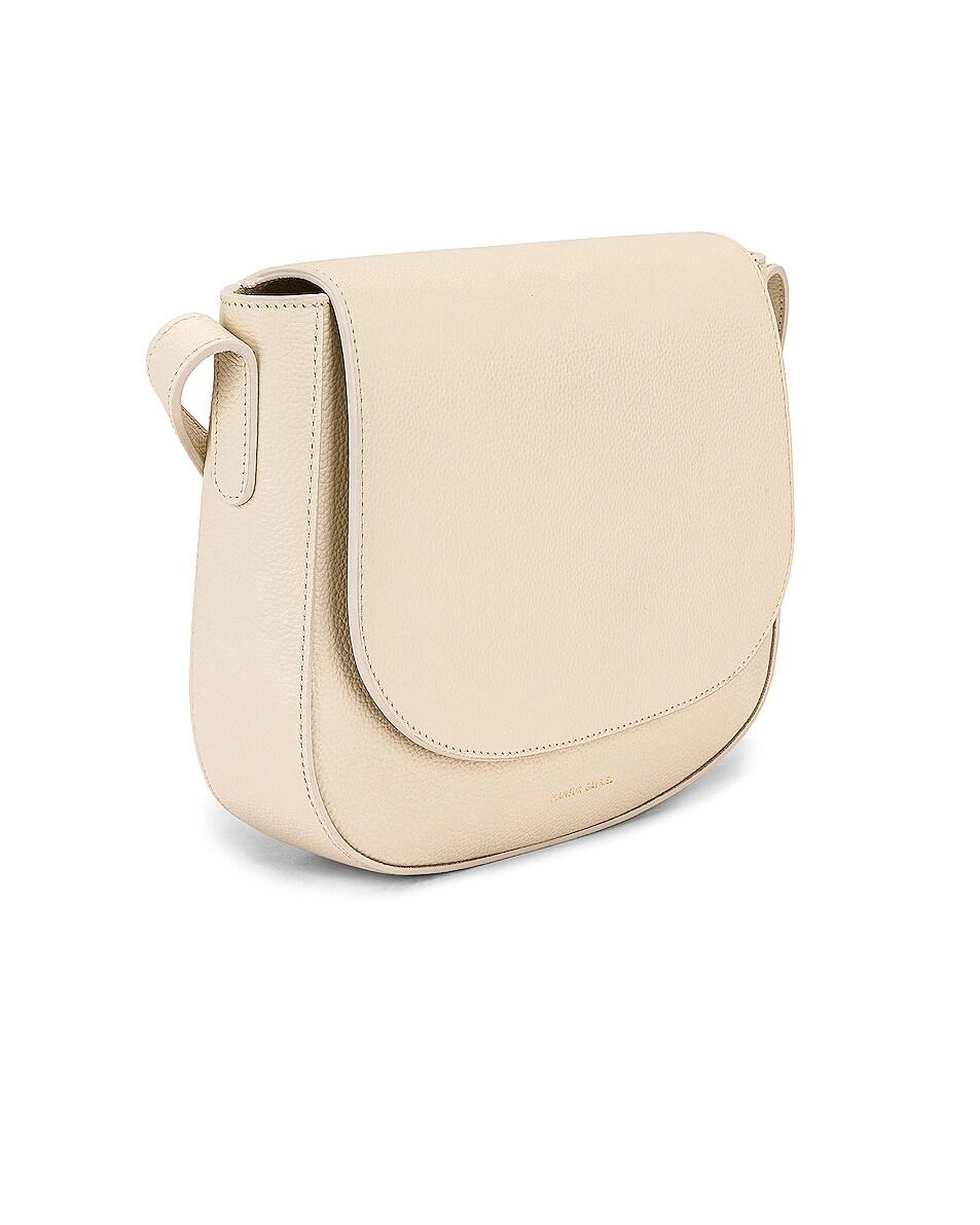 Image 4 of Mansur Gavriel Crossbody Bag in Creme