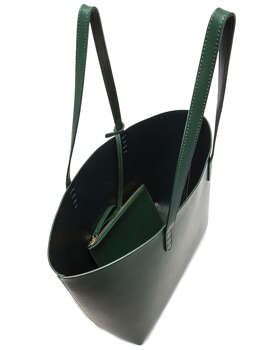 Image 5 of Mansur Gavriel Large Tote in Moss