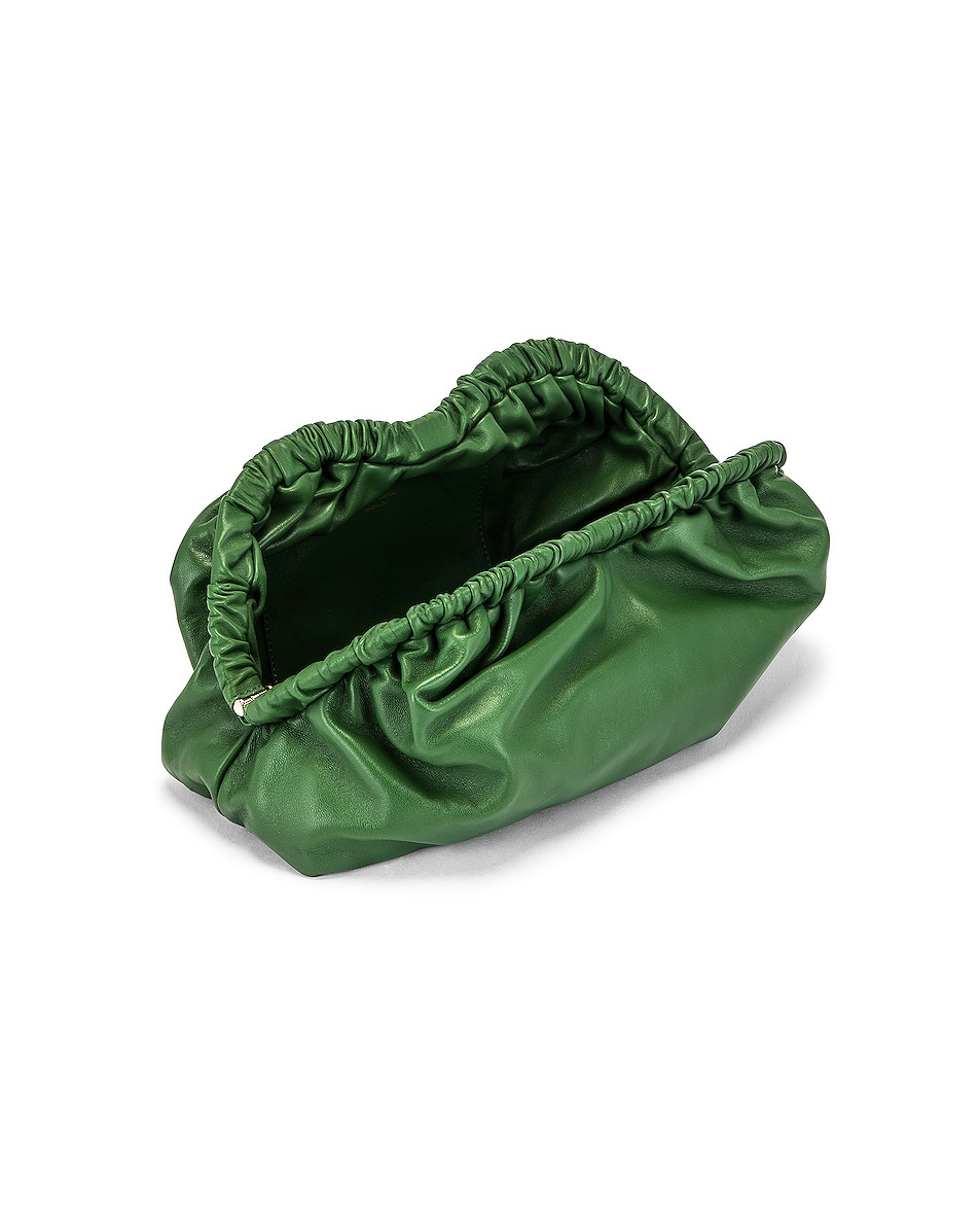 Image 5 of Mansur Gavriel Cloud Clutch in Agretti