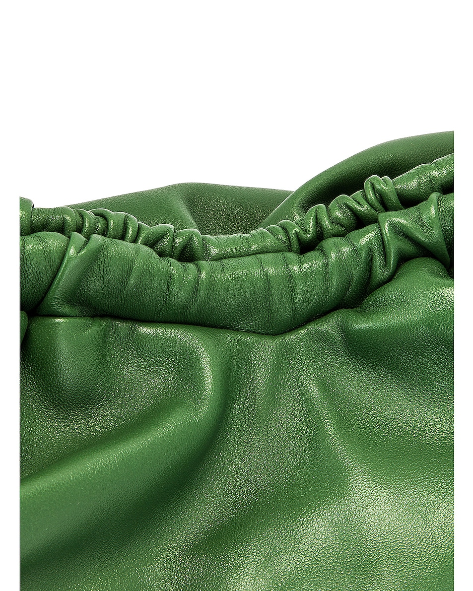 Image 7 of Mansur Gavriel Cloud Clutch in Agretti