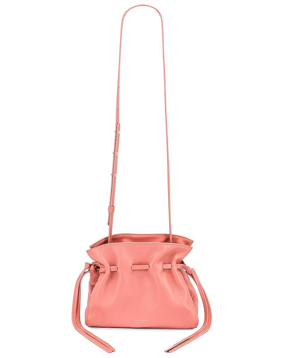Image 6 of Mansur Gavriel Mini Protea Bag in Coral & Blush