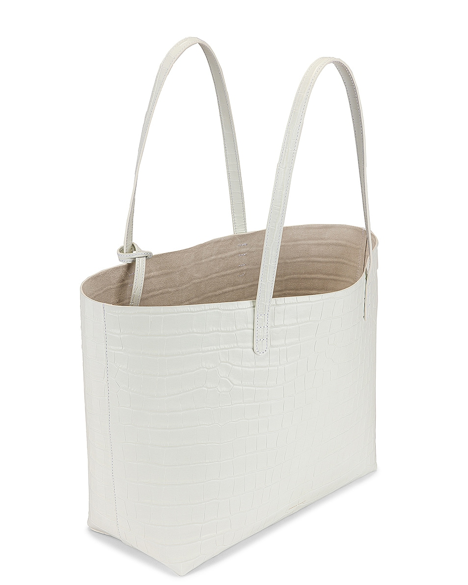 Image 5 of Mansur Gavriel Large Tote in White