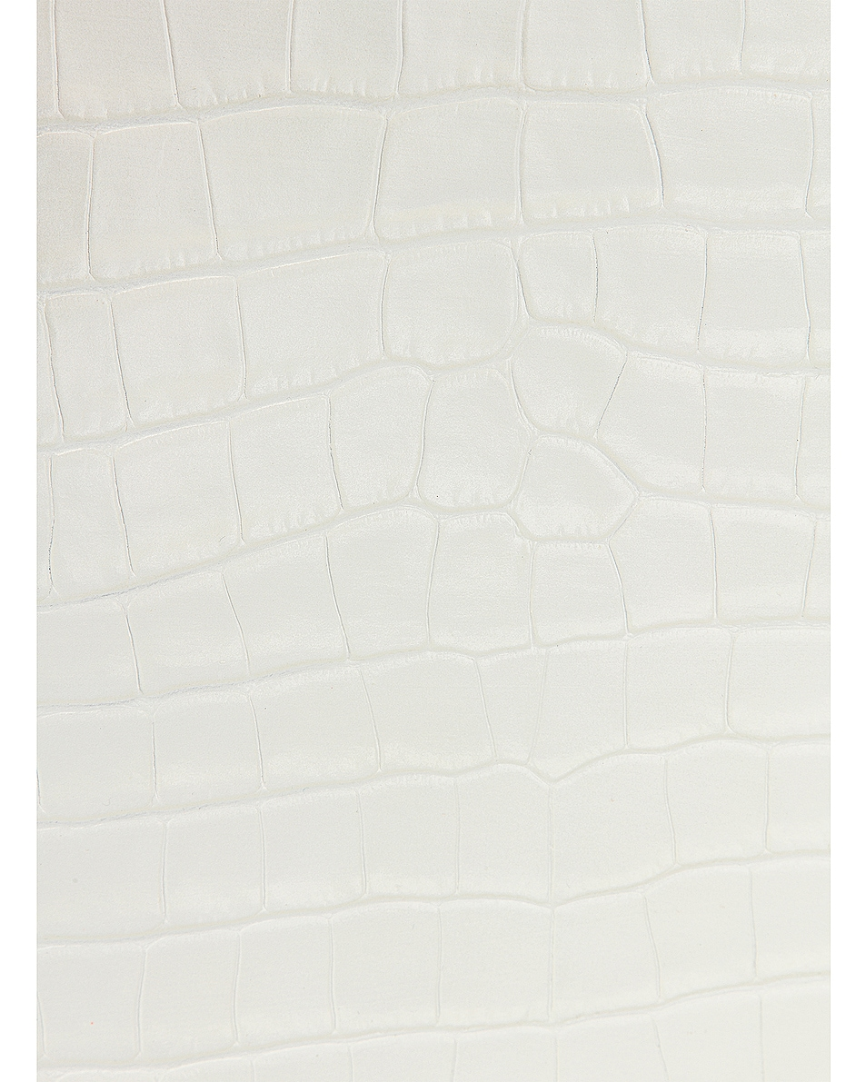 Image 7 of Mansur Gavriel Large Tote in White