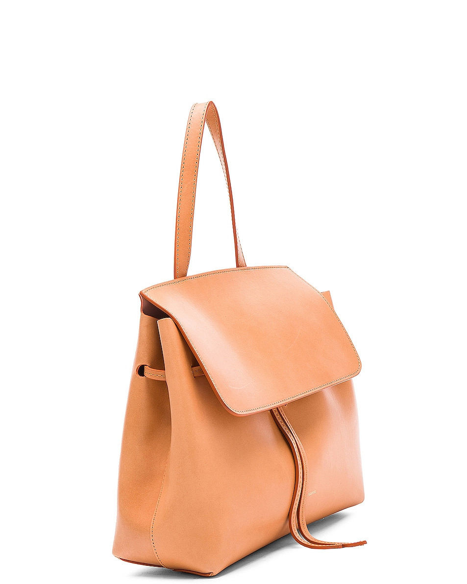 Image 4 of Mansur Gavriel Mini Lady Bag in Cammello & Rosa