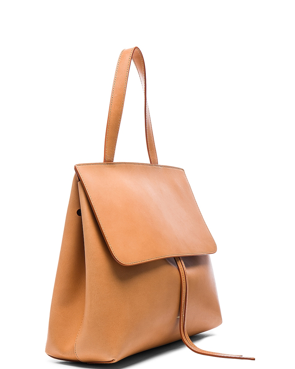 Image 4 of Mansur Gavriel Lady Bag in Cammello & Rosa