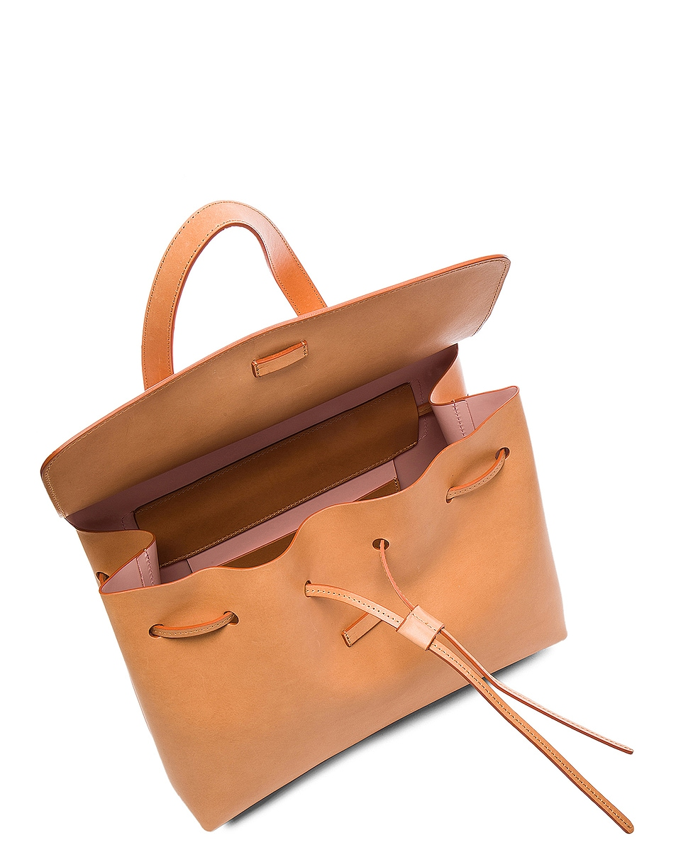 Image 5 of Mansur Gavriel Lady Bag in Cammello & Rosa