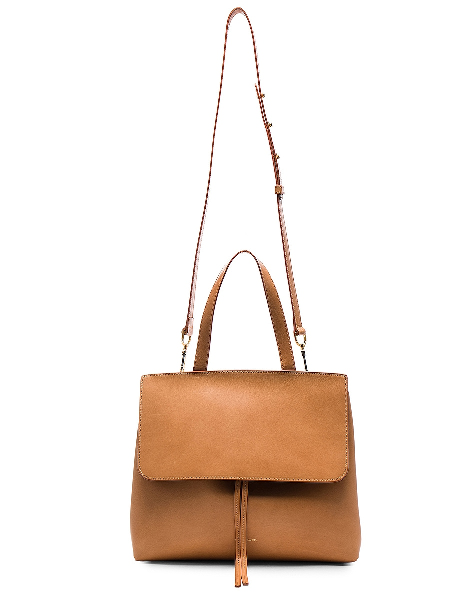 Image 6 of Mansur Gavriel Lady Bag in Cammello & Rosa