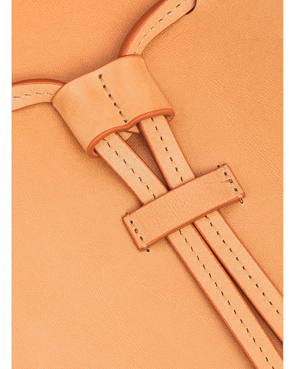 Image 8 of Mansur Gavriel Lady Bag in Cammello & Rosa