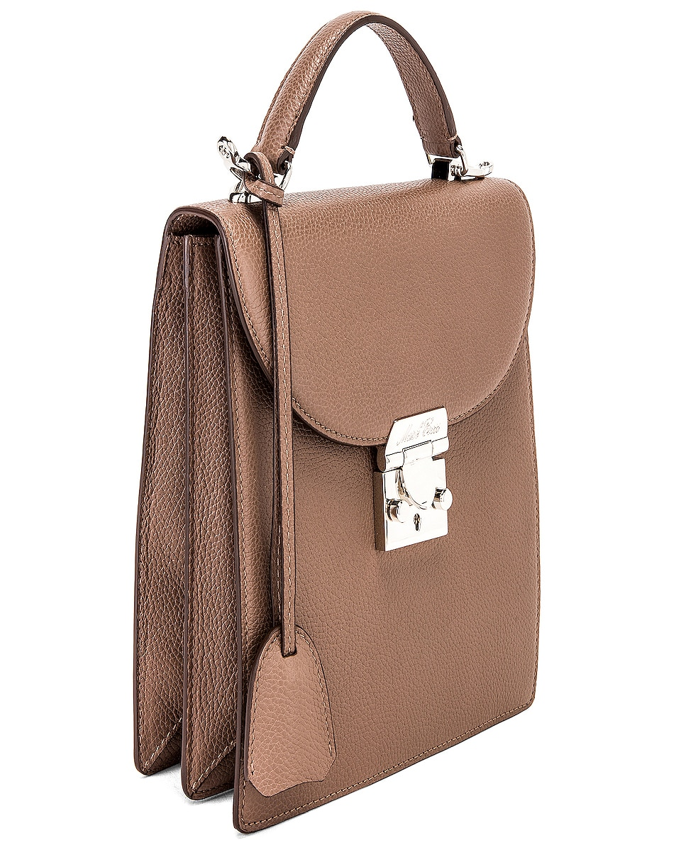 Image 4 of Mark Cross Uptown Bag in Mushroom