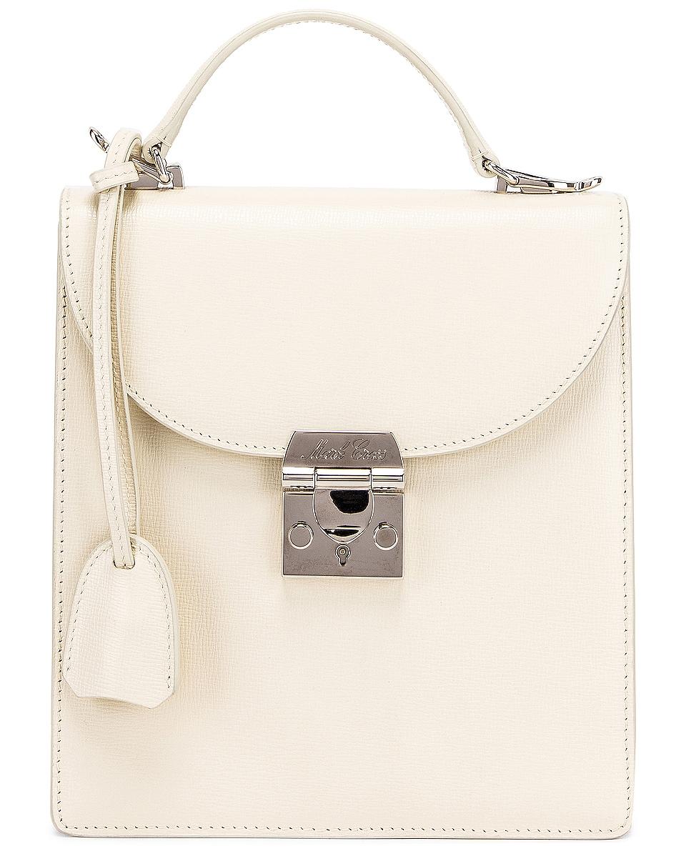 Image 1 of Mark Cross Uptown Bag in White