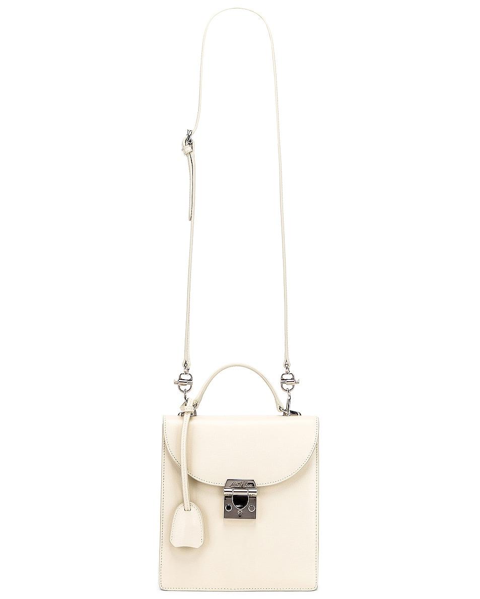 Image 6 of Mark Cross Uptown Bag in White