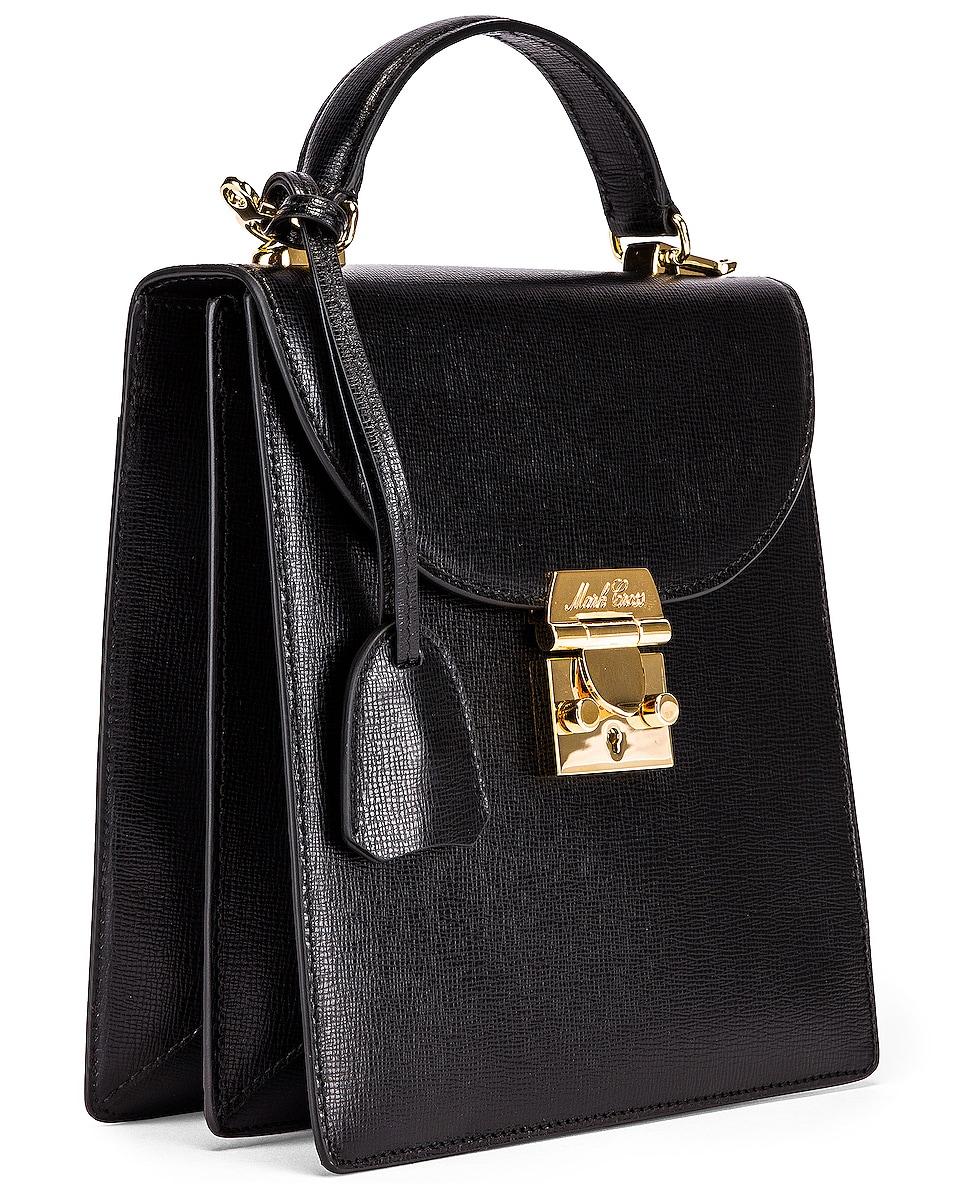 Image 3 of Mark Cross Uptown Bag in Black