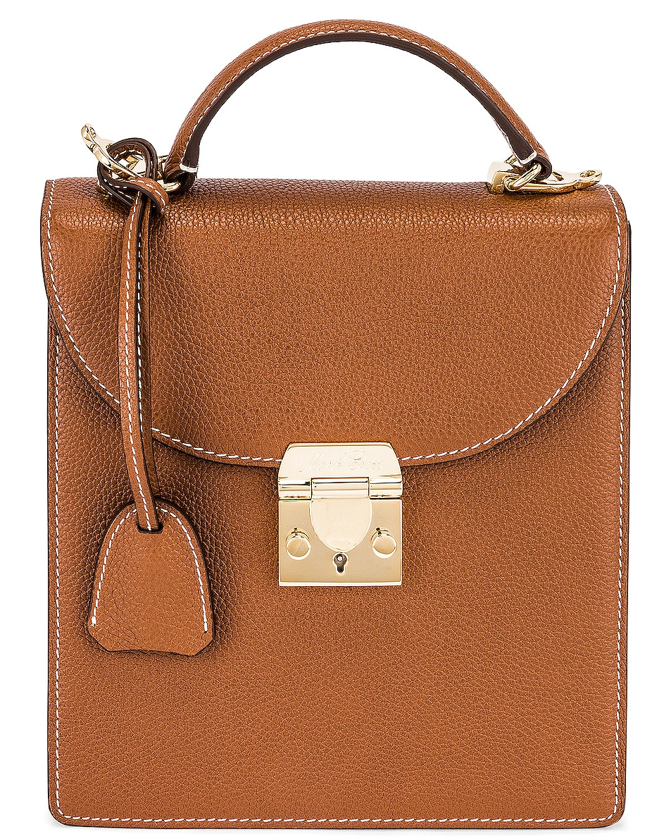 Image 1 of Mark Cross Uptown Bag in Acorn