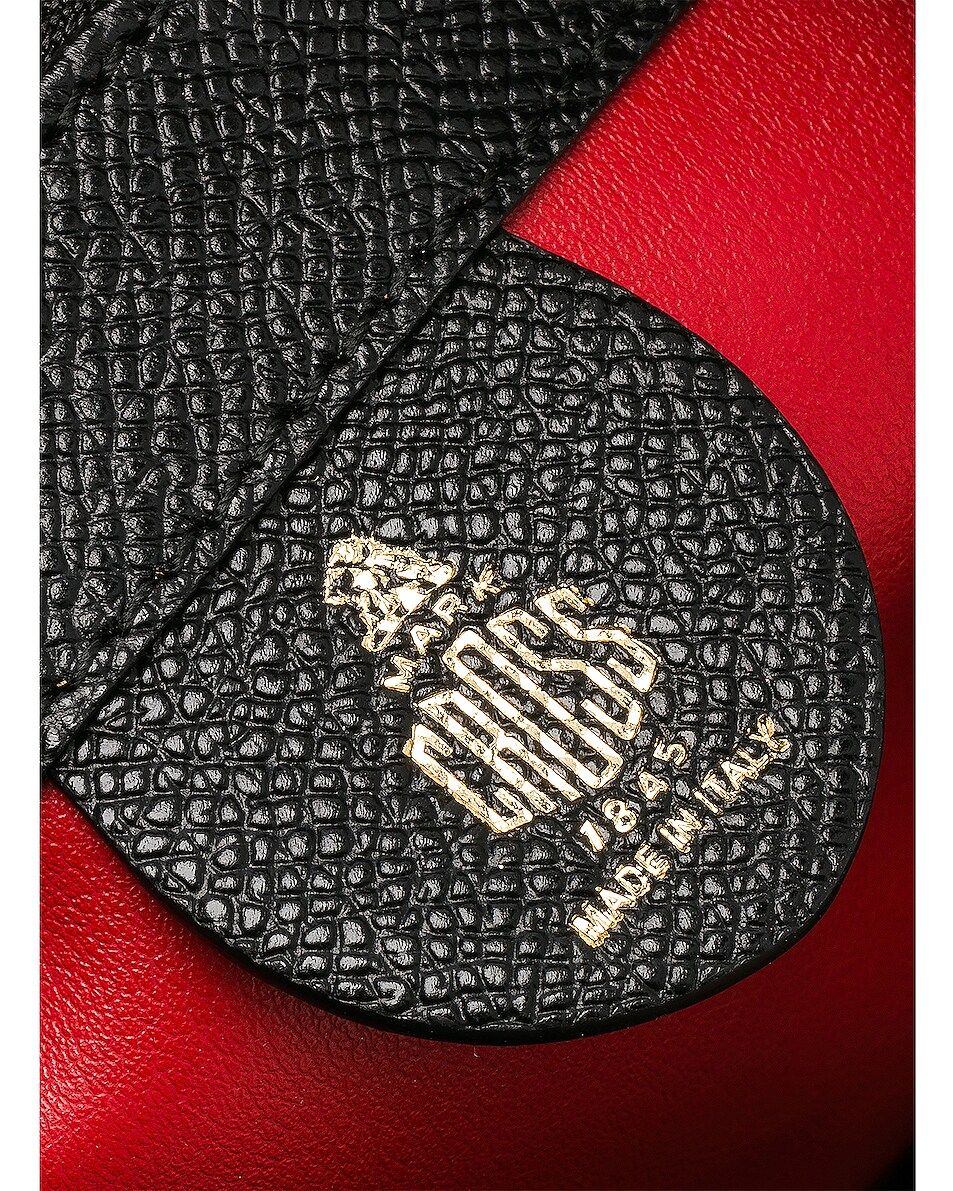 Image 7 of Mark Cross Murphy Small Bucket Bag in Black