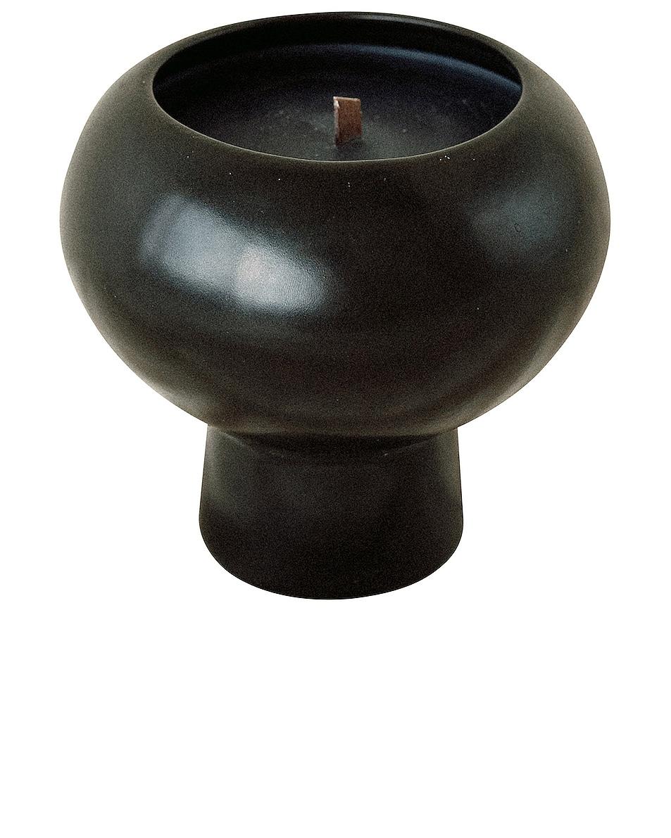 Image 1 of Marloe Marloe Mini Bobby Sake Dreams Candle in Charcoal Matte