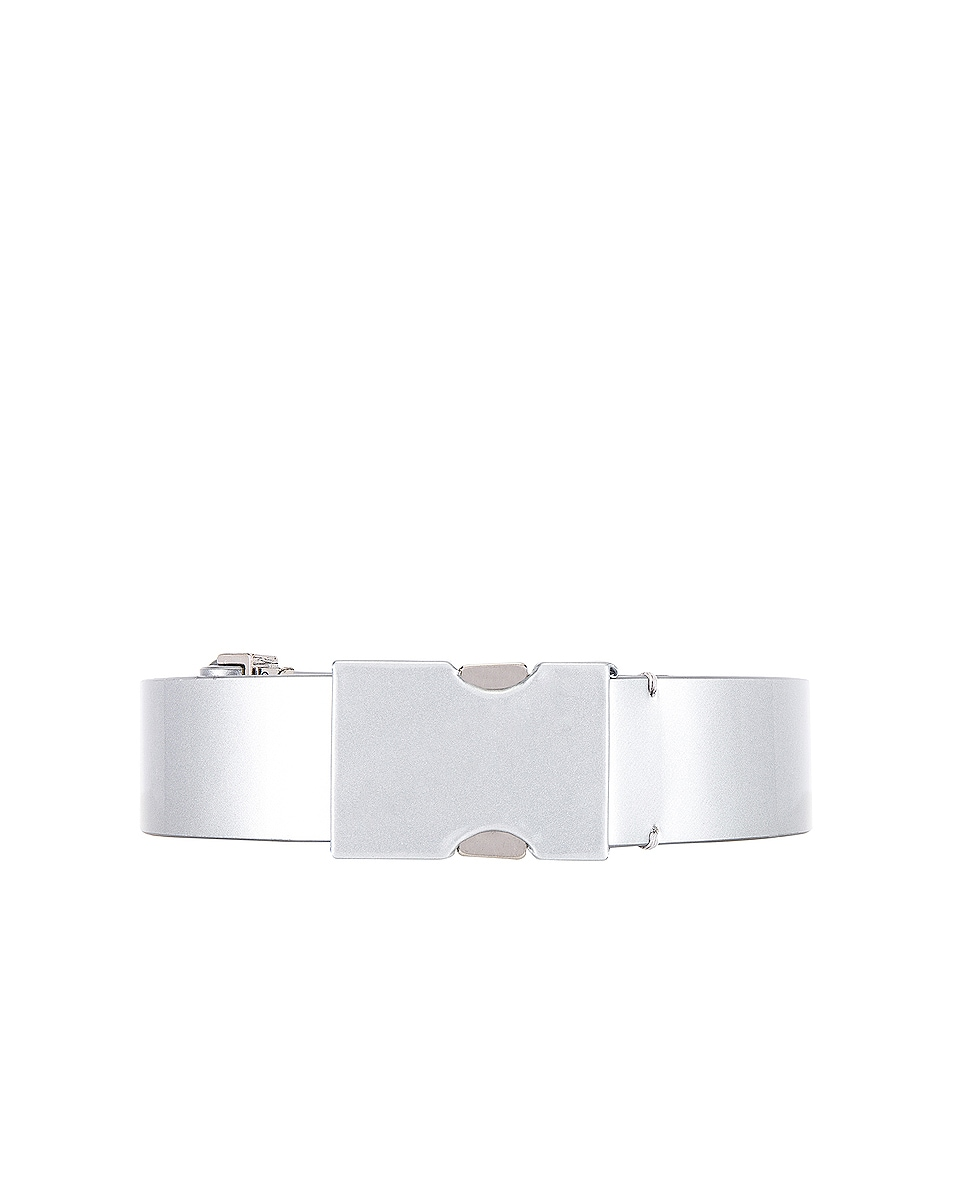Image 1 of Maison Margiela Belt in Silver