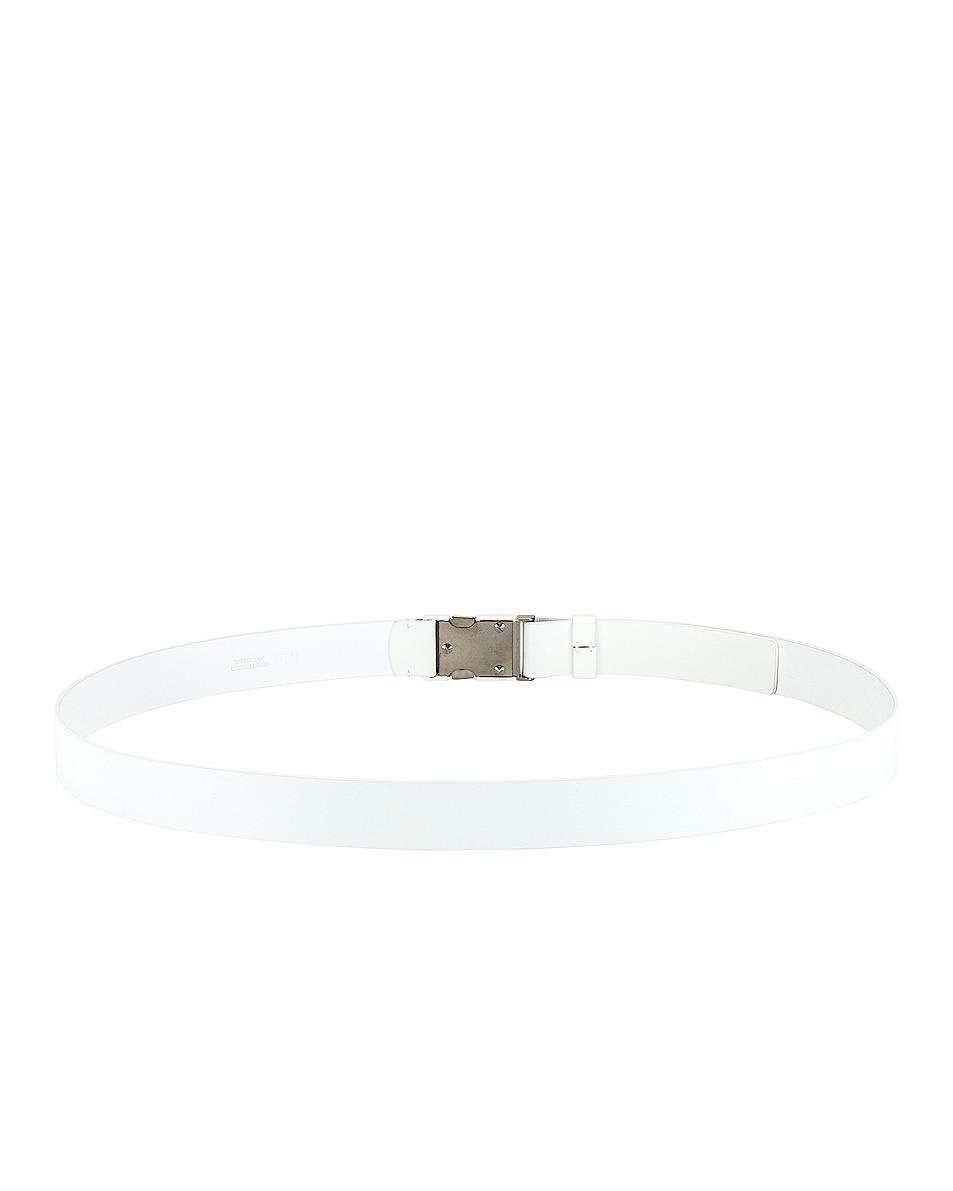 Image 3 of Maison Margiela Belt in White