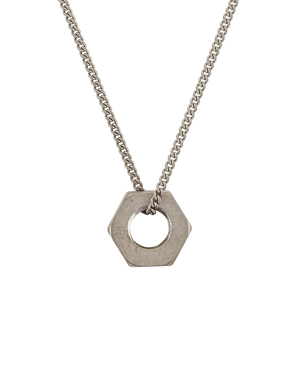 Image 1 of Maison Margiela Necklace in Silver