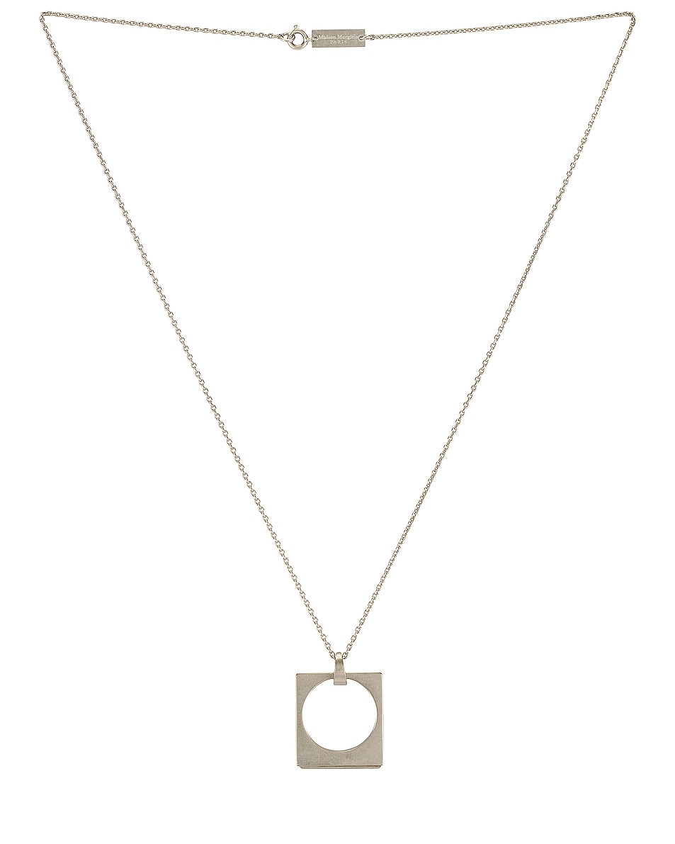 Image 1 of Maison Margiela Necklace in Palladio