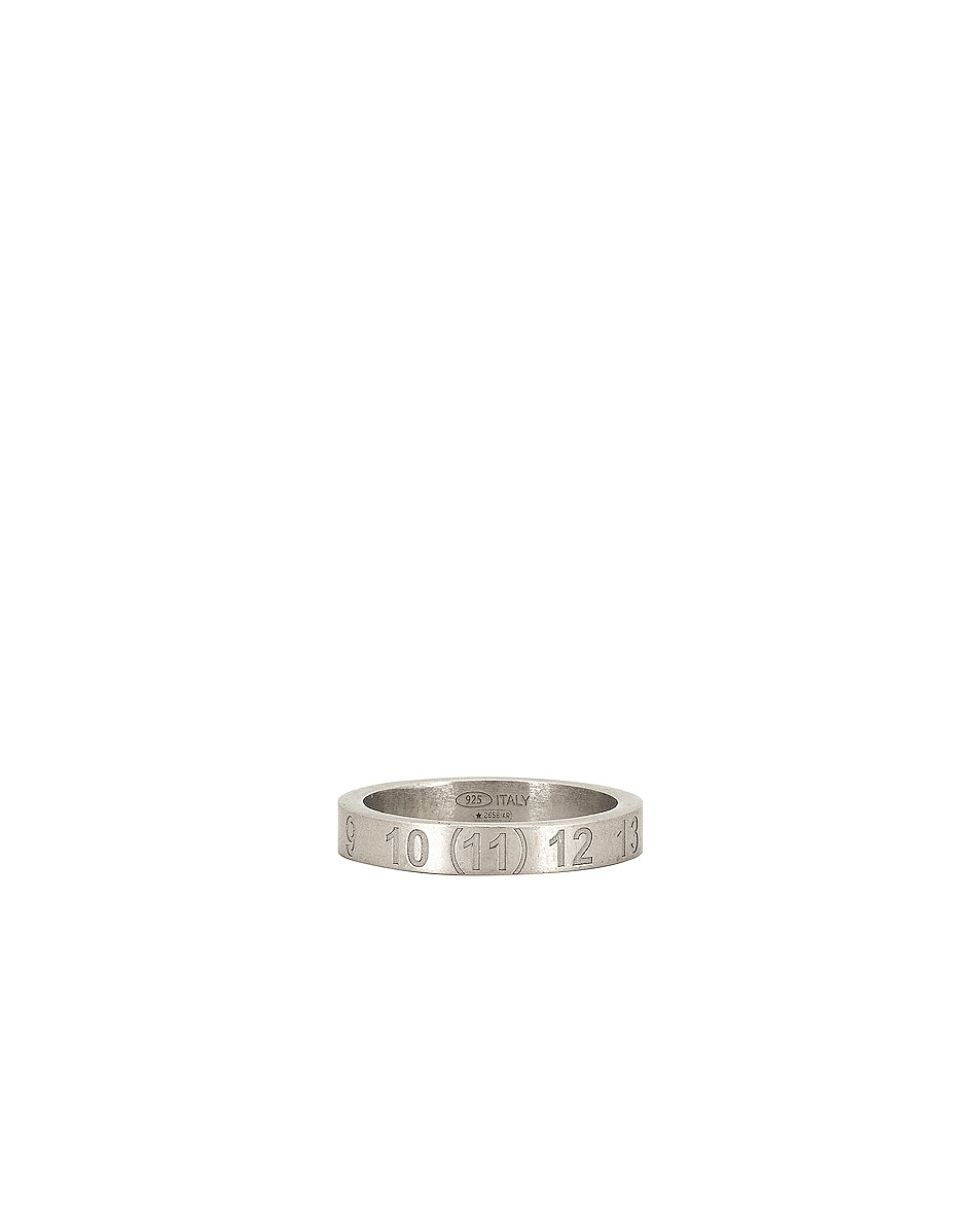 Image 1 of Maison Margiela Ring in Palladio in Palladio