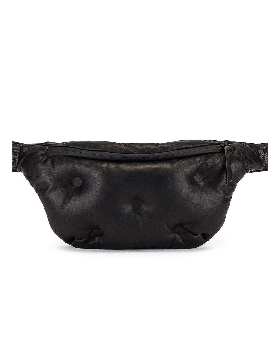 Image 1 of Maison Margiela Fanny Pack in Black