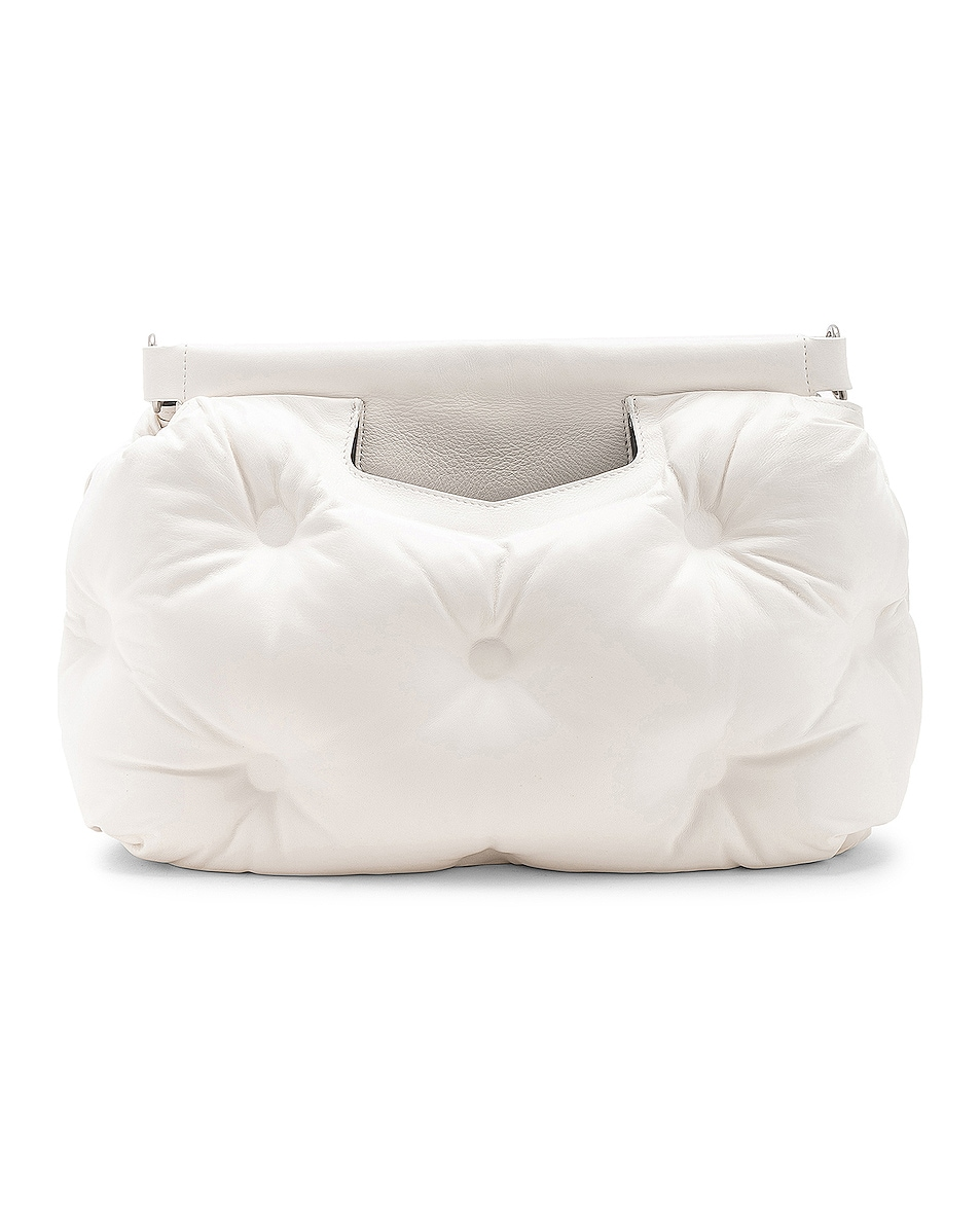 Image 3 of Maison Margiela Glam Slam Shoulder Bag in White