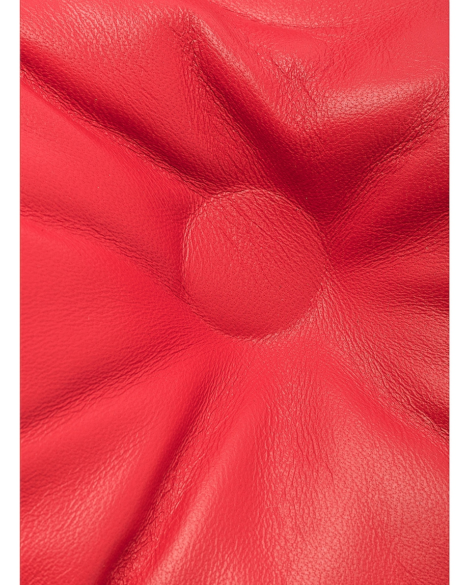 Image 8 of Maison Margiela Glam Slam Shoulder Bag in Haute Red