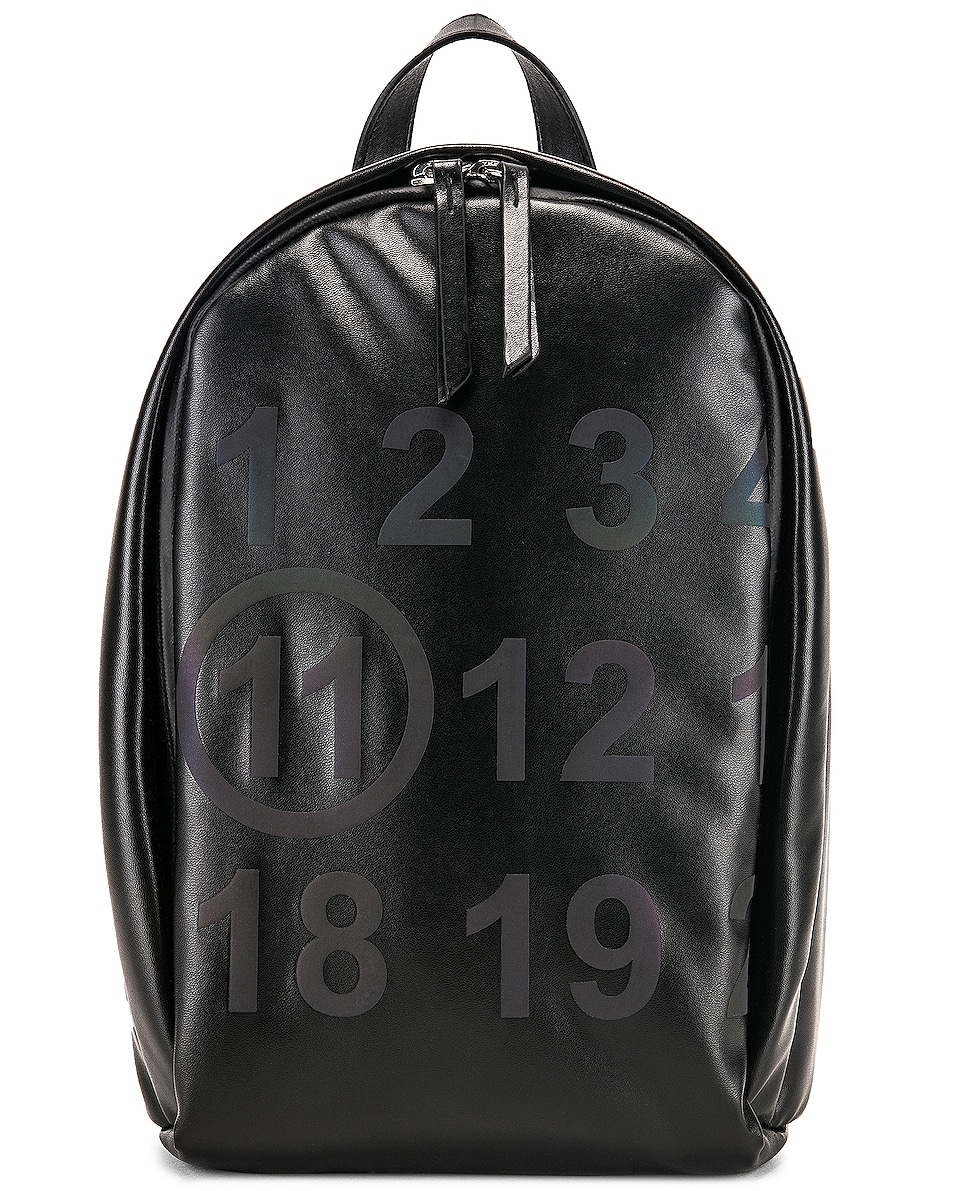 Image 1 of Maison Margiela Eleven Bag in Black