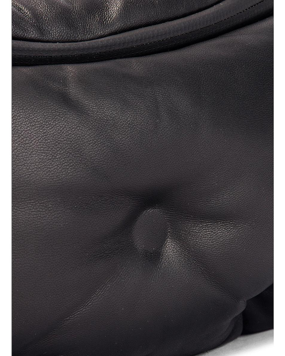 Image 6 of Maison Margiela Glam Slam Belt Bag in Black
