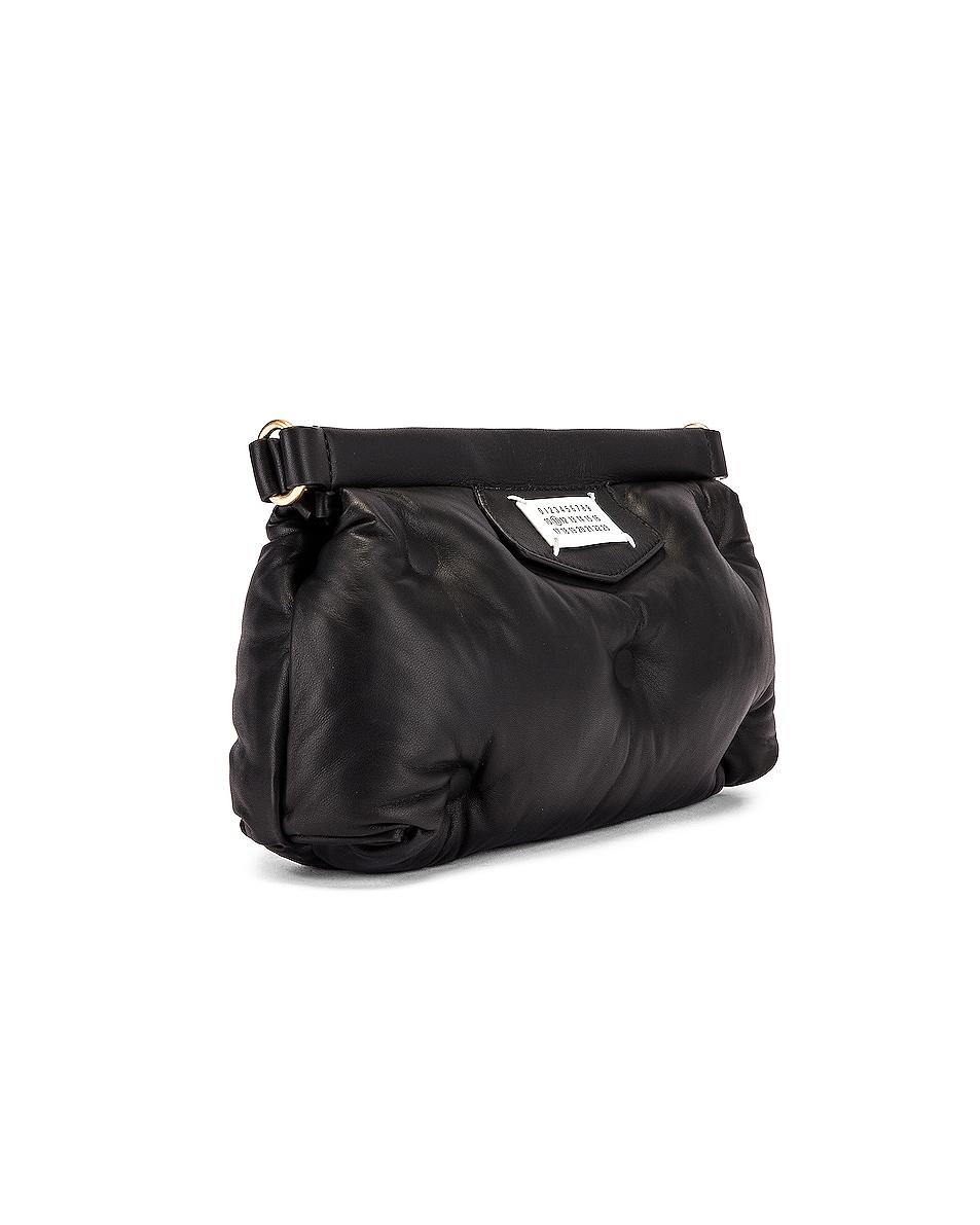Image 4 of Maison Margiela Glam Slam Chain Crossbody Bag in Black